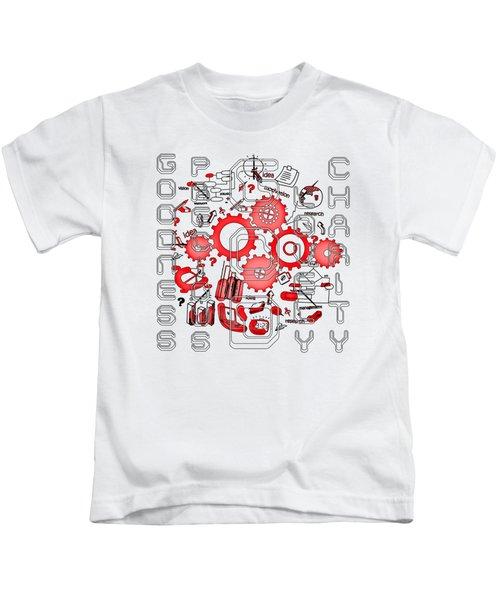 Light United Faith Kids T-Shirt