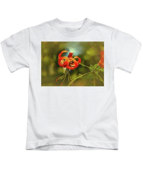 Lily #h8 Kids T-Shirt