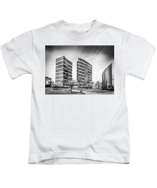 Lima Buildings Kids T-Shirt