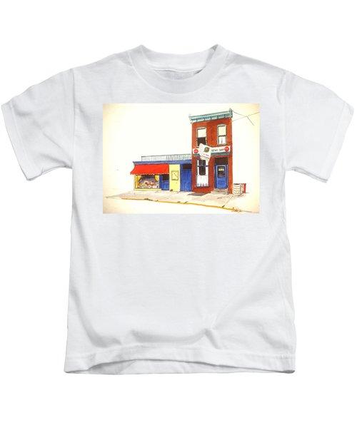 Lincoln News Kids T-Shirt