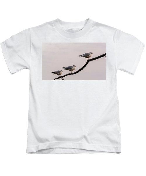 Line-up Kids T-Shirt