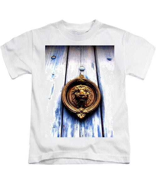 Lion Dreams Kids T-Shirt