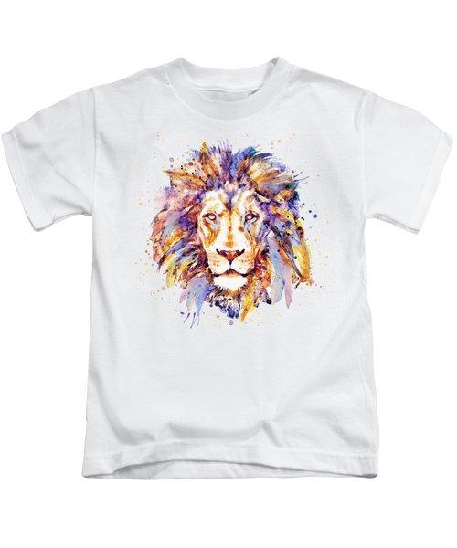 Lion Head Kids T-Shirt