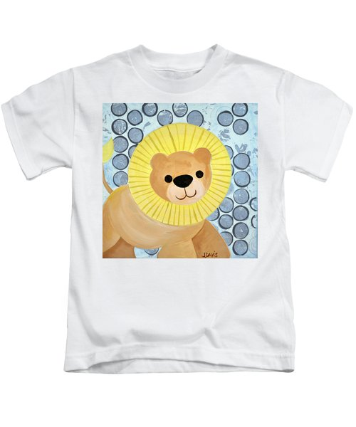 The Blessing Of The Lion Kids T-Shirt