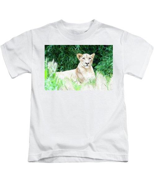 Lioness Kids T-Shirt
