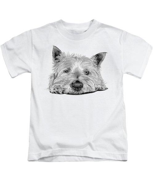 Little Dog Kids T-Shirt