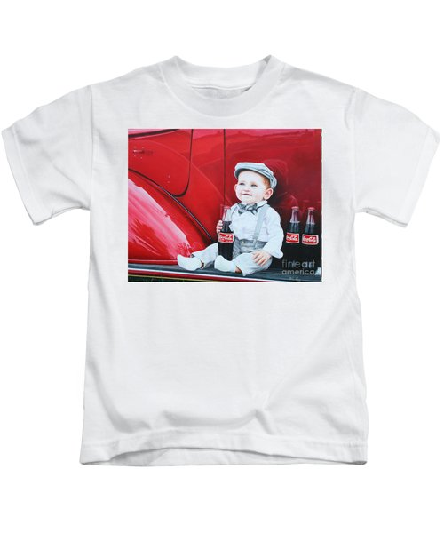 Little Mason Kids T-Shirt