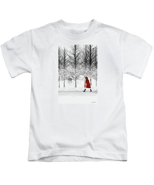 Little Red Kids T-Shirt
