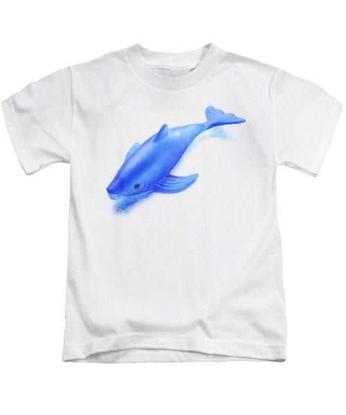 Little Rubber Fish Kids T-Shirt