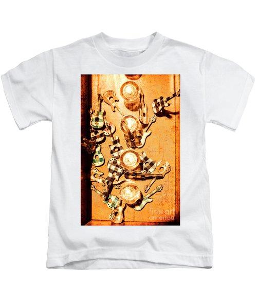 Live Rock Show Kids T-Shirt
