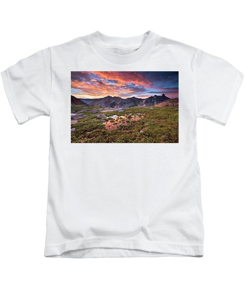 Lizard Head Wilderness Kids T-Shirt