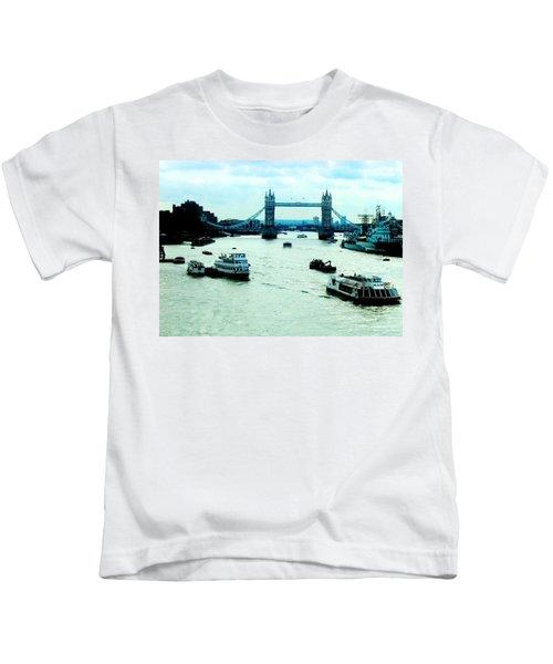 London Uk Kids T-Shirt