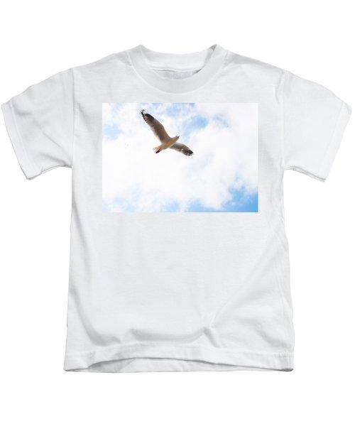 Lone Flyer Kids T-Shirt