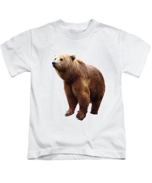 Lonesome Bear Kids T-Shirt