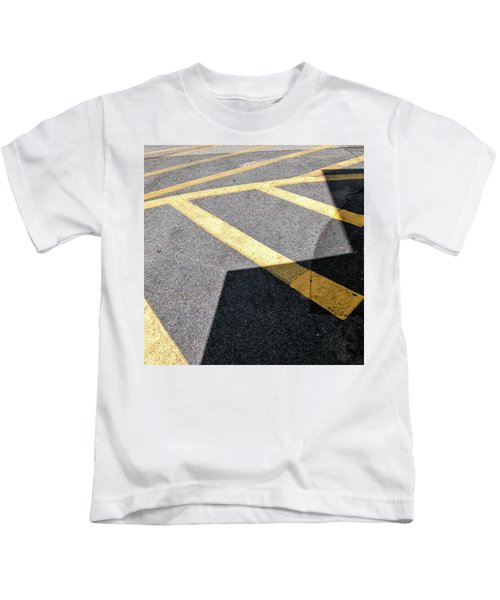 Lot Lines Kids T-Shirt
