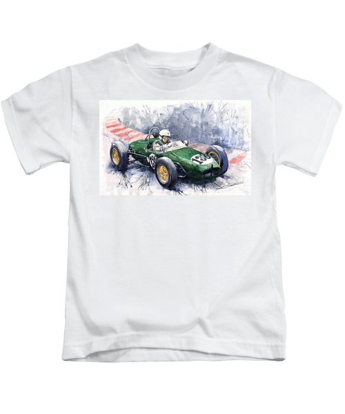 Lotus 18 F2 Kids T-Shirt