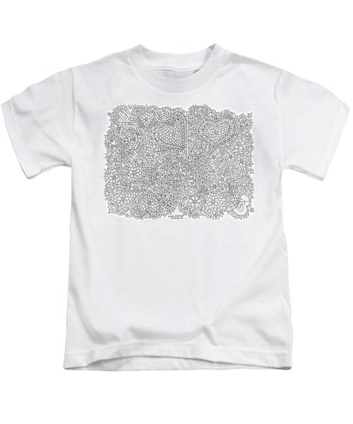 Love Berlin Kids T-Shirt by Tamara Kulish