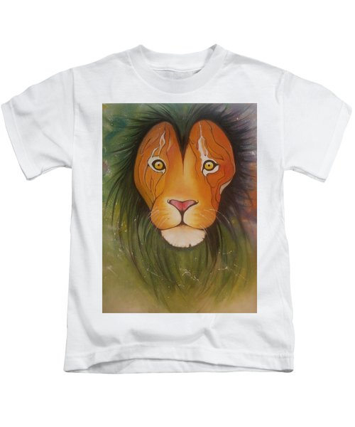 Lovelylion Kids T-Shirt