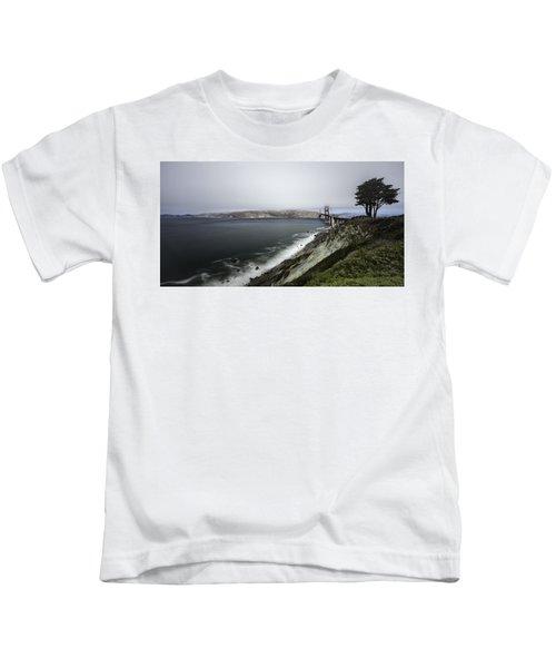 Low Cloud Kids T-Shirt