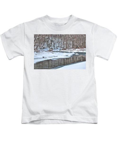 Loyalhanna Creek - Wat0100 Kids T-Shirt