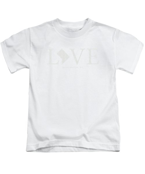 Ma Love Kids T-Shirt by Nancy Ingersoll