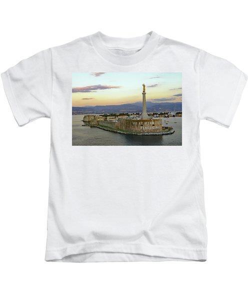Madonna Della Lettera Kids T-Shirt