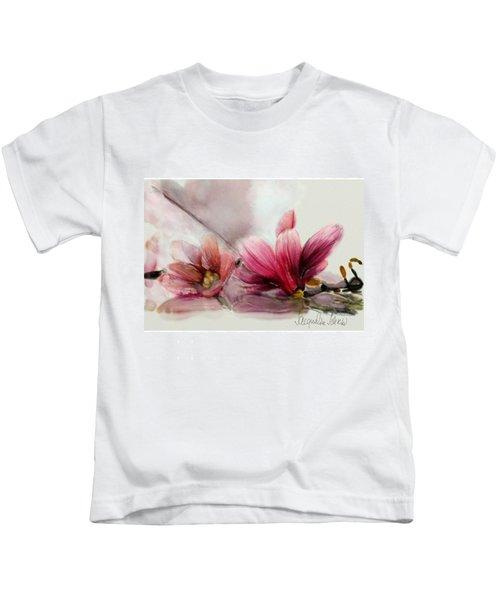 Magnolien .... Kids T-Shirt