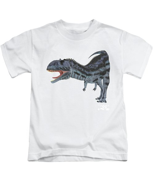 Majungasaurus Predator Kids T-Shirt