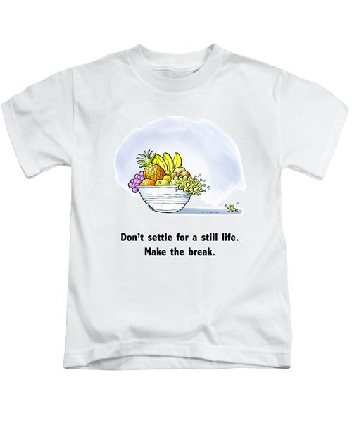 Make The Break Kids T-Shirt