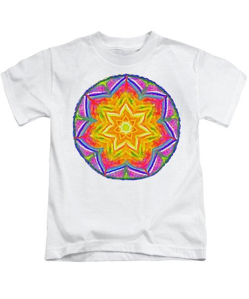 Mandala 12 20 2015 Kids T-Shirt