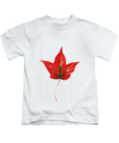 Maple Leaf Kids T-Shirt