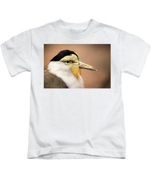 Masked Lapwing Kids T-Shirt