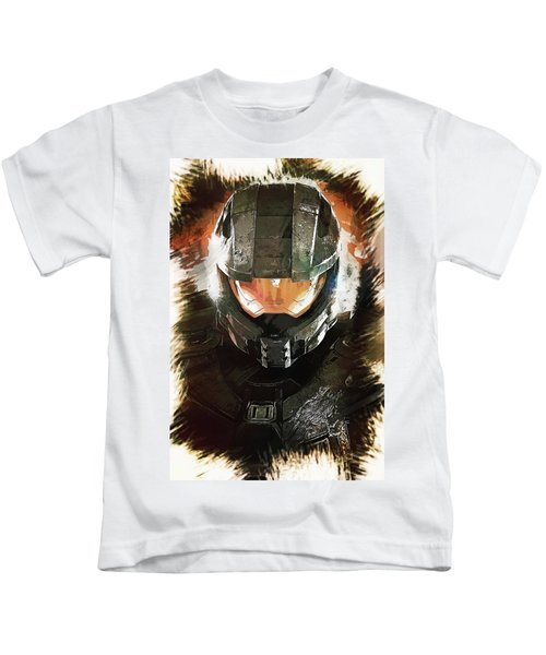 Master Chief Kids T-Shirt
