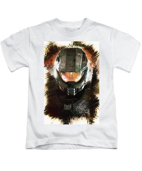 Master Chief Kids T-Shirt