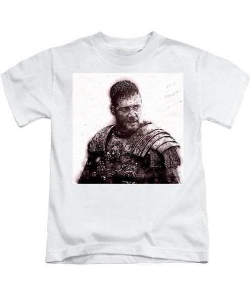 Maximus Decimus Meridius - 03 Kids T-Shirt