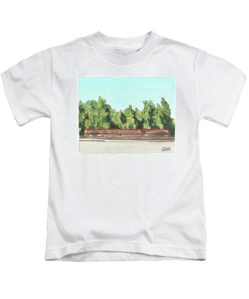 Mcas Miramar Welcome Kids T-Shirt