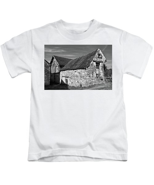 Medieval Country House Sound Kids T-Shirt
