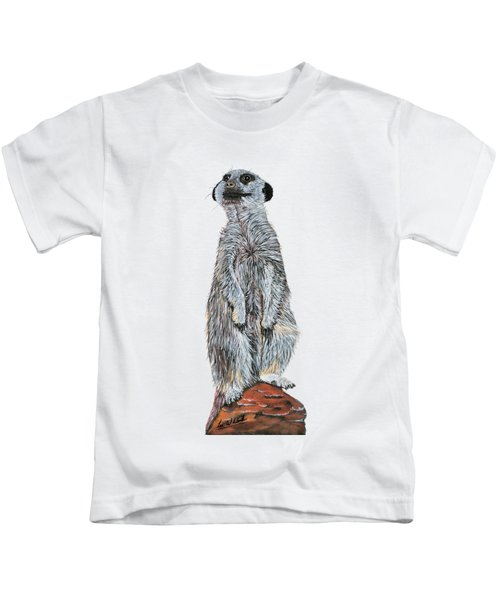 Meer Curiosity Custom Kids T-Shirt by Lee Wolf Winter