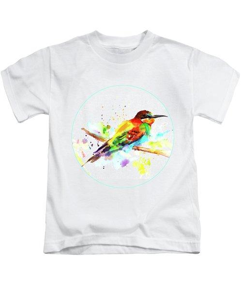 Merops Apiaster Kids T-Shirt