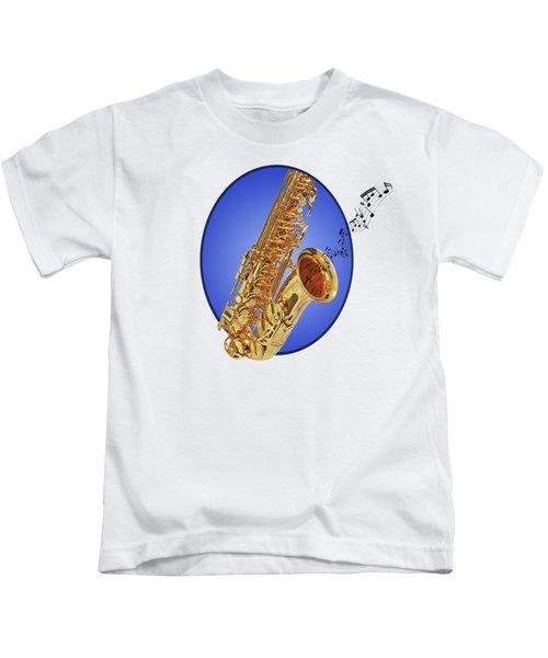 Midnight Blues Kids T-Shirt