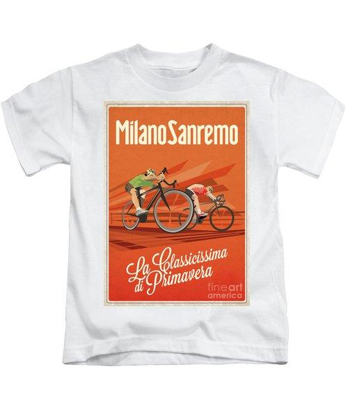 Milan San Remo Kids T-Shirt