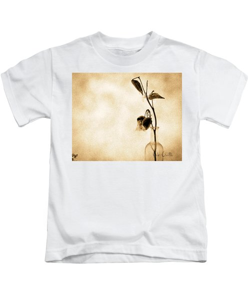Milk Weed In A Bottle Kids T-Shirt