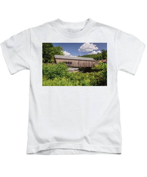 Mill Bridge Kids T-Shirt