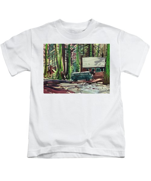 Mill Creek Camp Kids T-Shirt