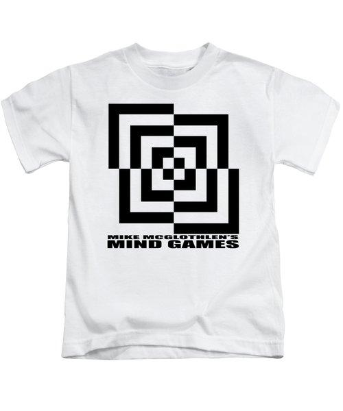 Mind Games 10se Kids T-Shirt