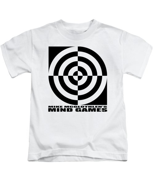 Mind Games 1se Kids T-Shirt