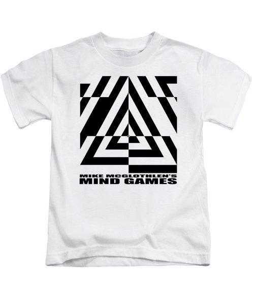 Mind Games  21se Kids T-Shirt