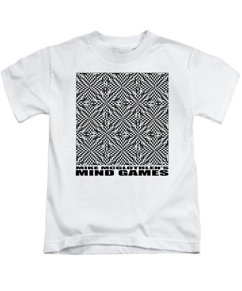 Mind Games 61se 2 Kids T-Shirt