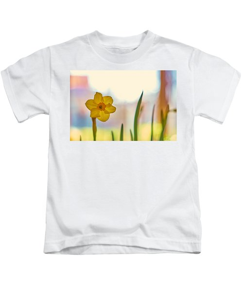 Miss Yellow Kids T-Shirt