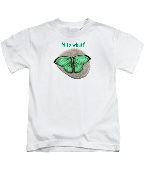 Mito What? T-shrit Or Tote Bag Kids T-Shirt